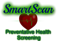 SmartScan Preventative Health Screening, Logo
